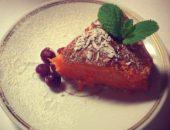 морковная запеканка с протеином
