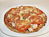 Рецепт диетической пиццы с протеином и куриной грудкой