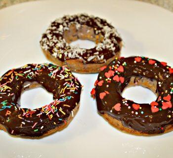 Протеиновые пончики