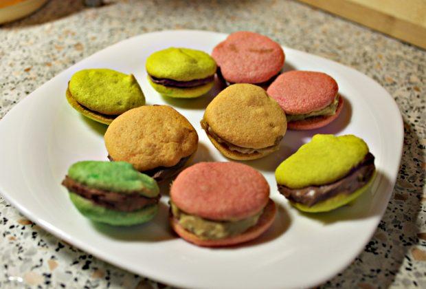 макаронс печенье рецепт с фото