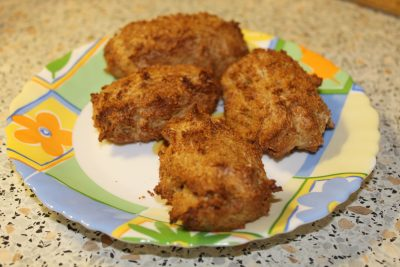 протеиновое кето-печенье
