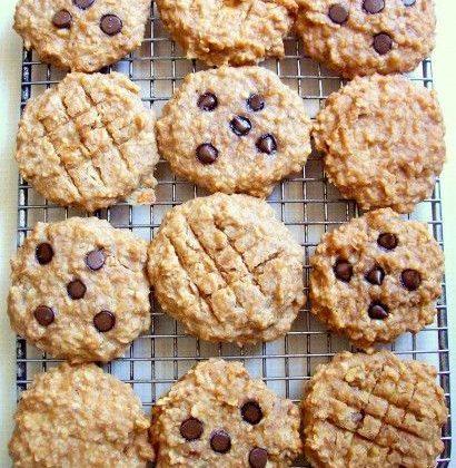 рецепт протеинового печенья