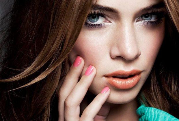 макияж в спортивном стиле