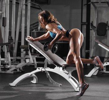 Тренировки в спортзале