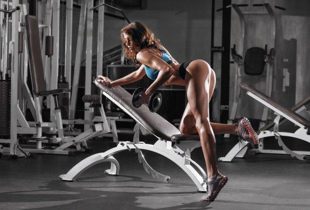 похудеть в спортзале быстро