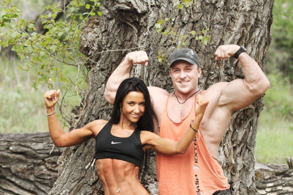 фитнес пары