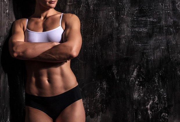Фитнес-бикини
