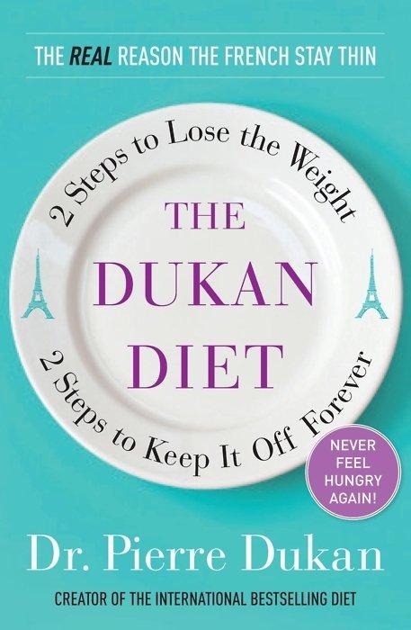 диета дюкана этапы и меню