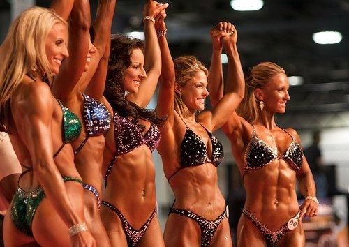фитнес бикини соревнования