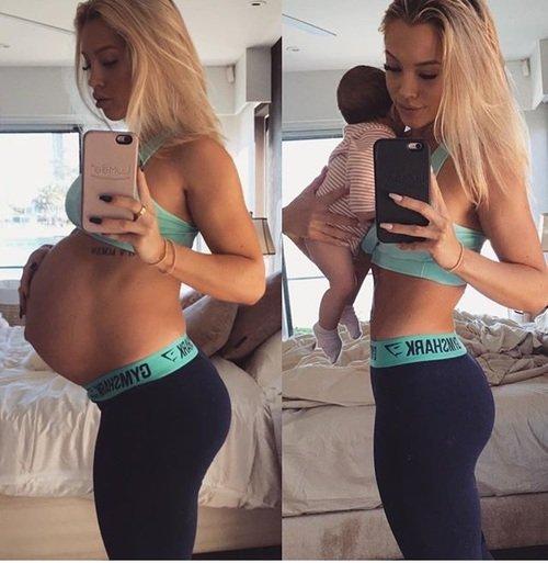 Можно ли во время беременности качать попу