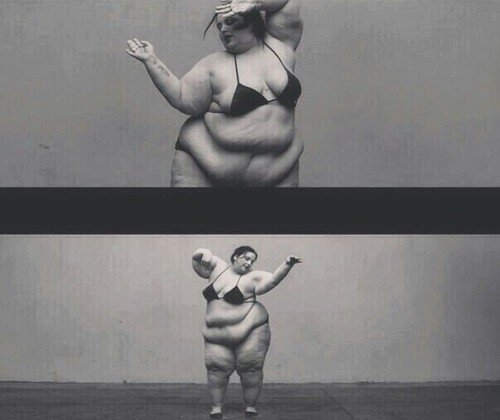 избыточный вес человека