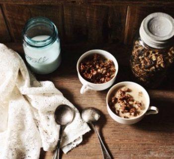 гранола рецепт