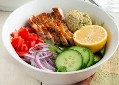вкусный новый салат рецепт