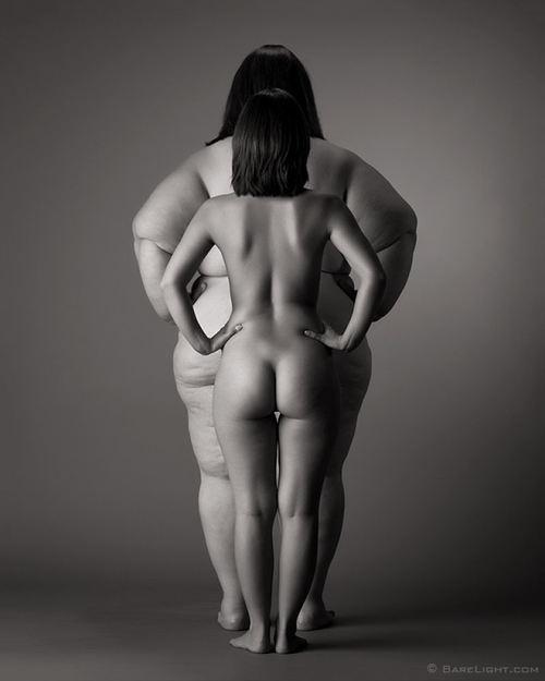 очень толстые женщины