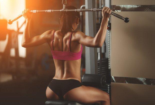 Если хочешь красивое тело: программа тренировок для девушек
