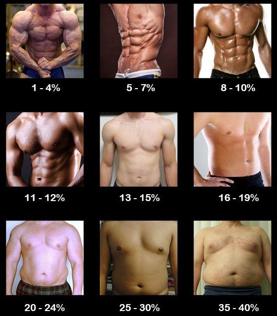 как убрать жир именно на животе
