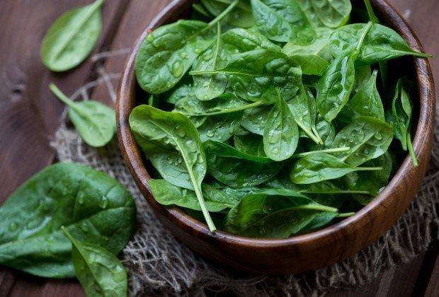 овощи богатые белком