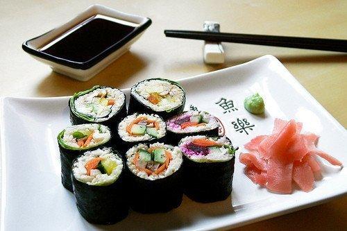 правда ли что от суши появляются глисты