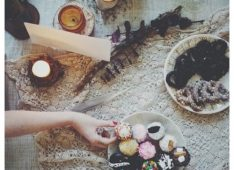 десерты дюкан