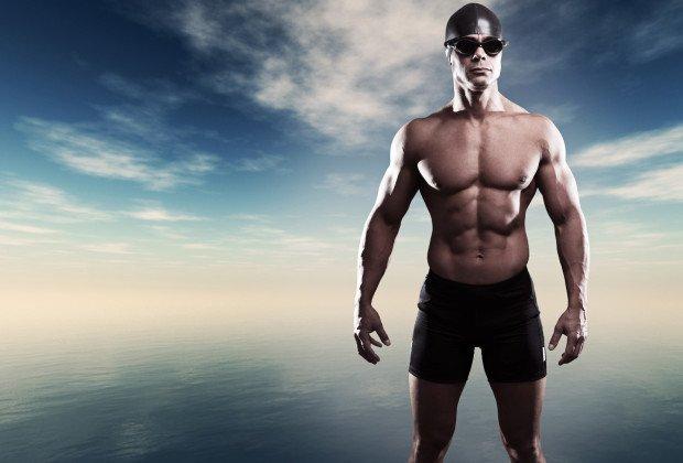 триатлон(ironman) спортсмен