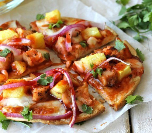 диетическая пицца