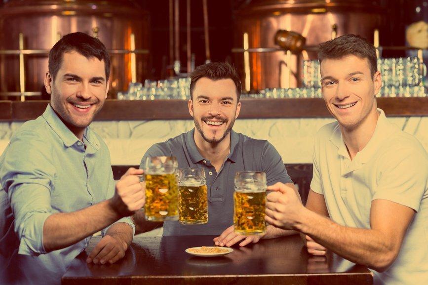 Безалкогольное пиво и спорт