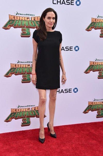 Анджелина Джоли рост и вес, параметры фигуры, пластика, секреты красоты, как худеет, диета   фото