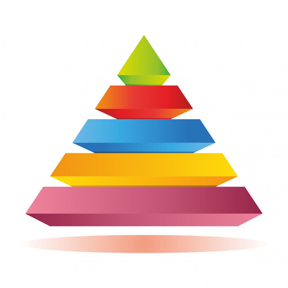 Принцип пирамиды — техника роста!