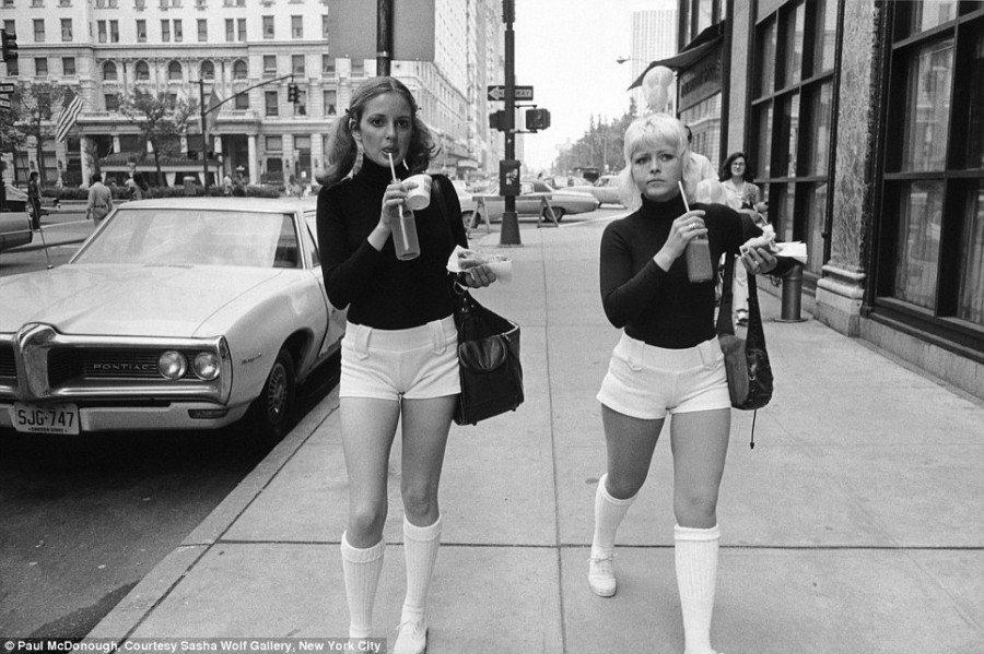 Нью-Йорк 70-х