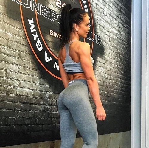 Процент мышечной массы у женщин