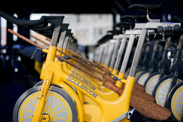 Soulcycle / GettyImages / BuzzFeed / Via buzzfeed.com