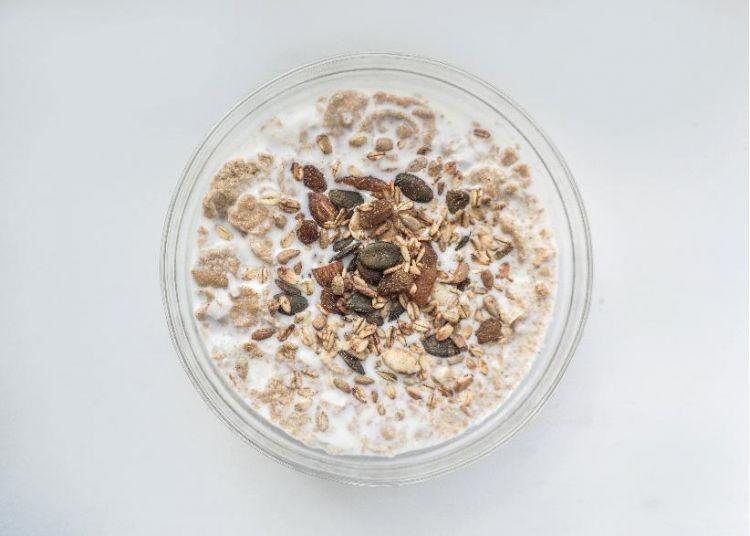 «Ленивая» овсянка или овсянка overnight – вкусный и полезный источник энергии