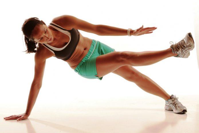 Круговые движения ногами