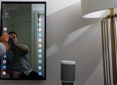 Смарт-зеркало от Mirror