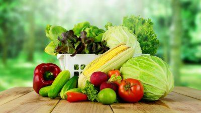 Овощи в рационе - насколько это важно?