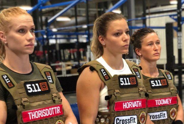 Энни Торисдоттир не будет участвовать в Dubai CrossFit Championship