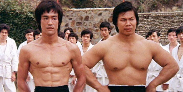 Брюс Ли и Боло Йенг