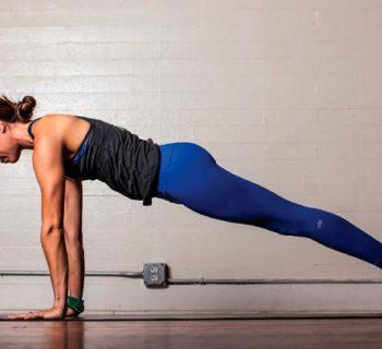 Упражнени� на ко�ые мышцы живота