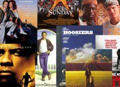 Лучшие фильмы о спорте