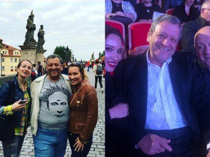 Борис Грачевский до и после похудения