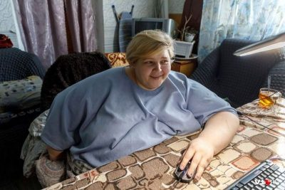 Наталья Руденко из Волгограда