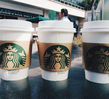 Кофе из «Старбакса»
