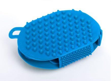 Силиконовая щётка для массажа