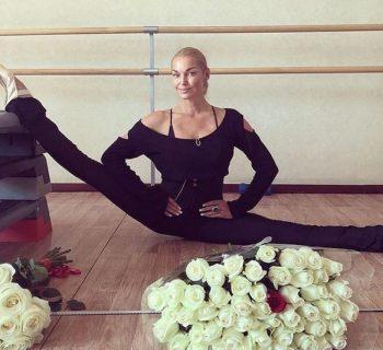 Самые спортивные российские звёзды: фотоподборка