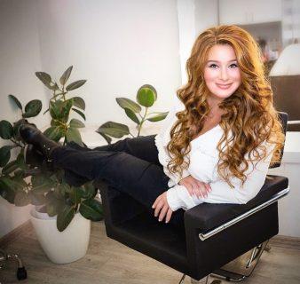 Юлия Куварзина после похудения