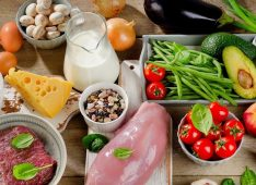 Здоровые ежедневные продукты