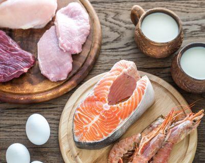 Рыба, мясо, молоко, яйца