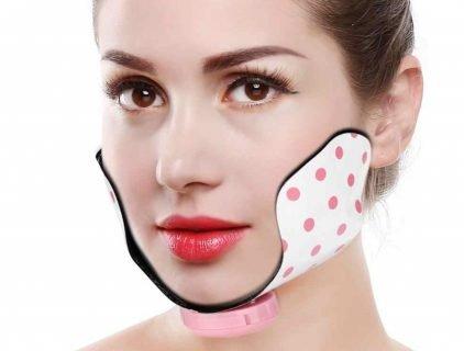 Электрический миостимулятор для лица