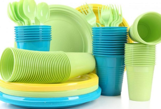 Набор одноразовой посуды