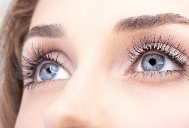Девушка, глаза